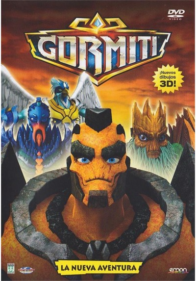Gormiti : La Nueva Aventura - Vol. 1