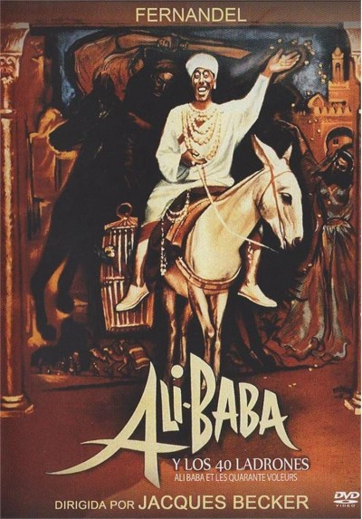 Ali Baba Y Los 40 Ladrones (1954)(Ali Baba Et Les Quarante Voleurs)