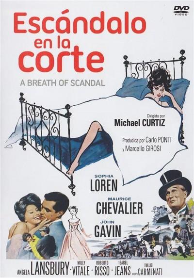 Escandalo En La Corte (A Breath Of Scandal)