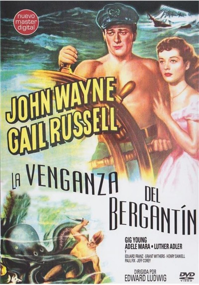 La Venganza Del Bergantin (Wake Of The Red Witch)