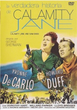 La Verdadera Historia De Calamity Jane (Calamity Jane And Sam Bass)