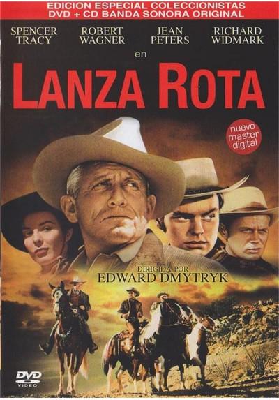 Lanza Rota + CD (Broken Lance)