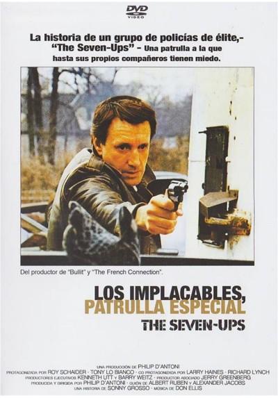 Los Implacables : Patrulla Especial (The Seven-Ups)