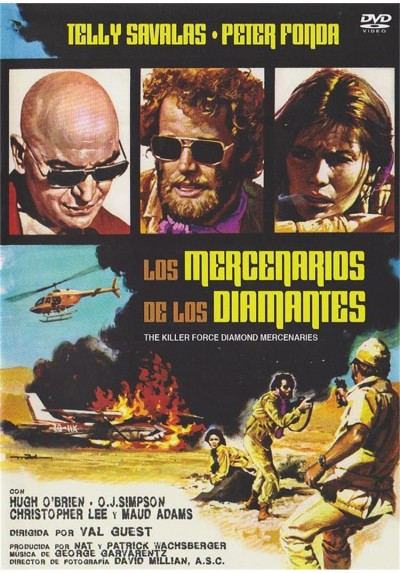 Los Mercenarios De Los Diamantes (Killer Force)