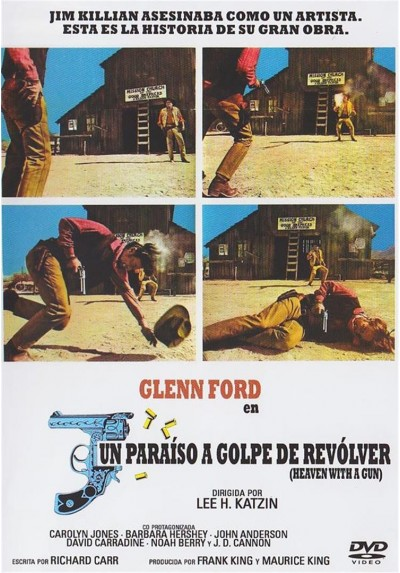 Un Paraiso A Golpe De Revolver (Heaven With A Gun)