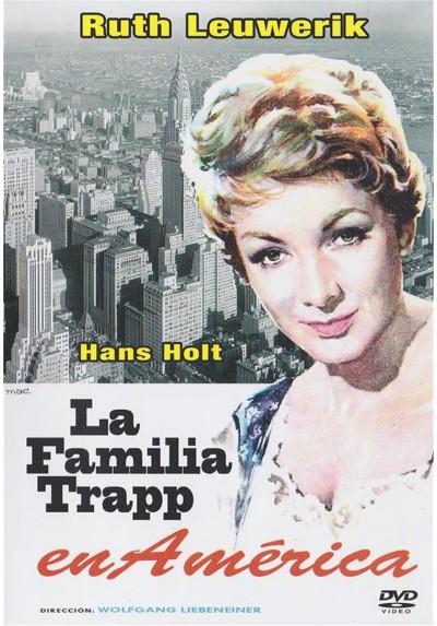 La Familia Trapp En America (Die Trapp-Familie In Amerika)