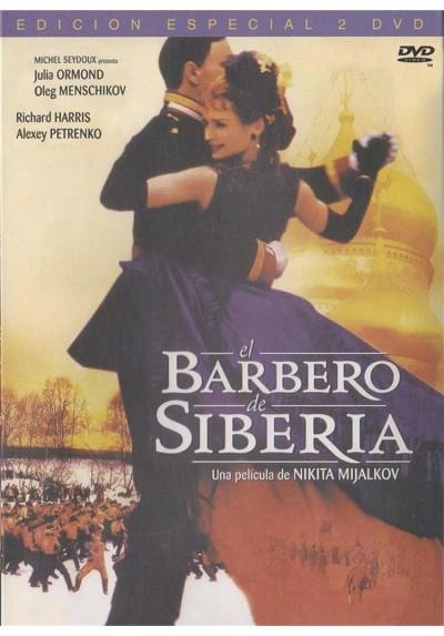El Barbero De Siberia (Ed. Especial) (Sibirskity Tsiryulnik)