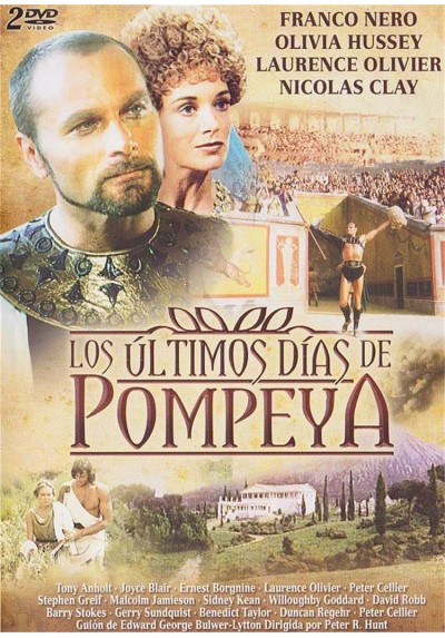 Los Ultimos Dias De Pompeya (The Last Days Of Pompeii)