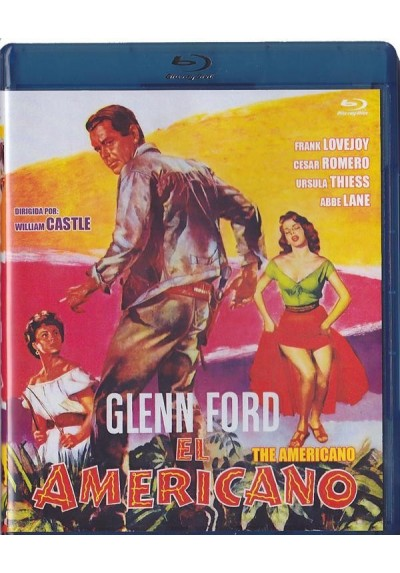 El Americano (1955) (Blu-Ray) (The Americano)