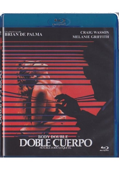 Doble Cuerpo (Blu-Ray) (Body Double)