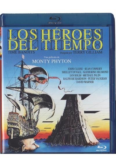 Los Heroes Del Tiempo (Blu-Ray) (Time Bandits)