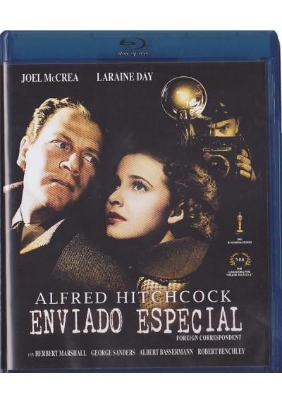 Enviado Especial (Blu-Ray) (Foreign Correspondent)