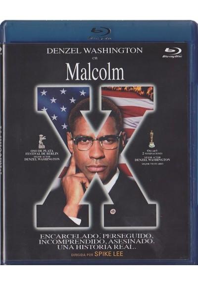 Malcolm X (Blu-Ray)