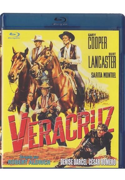 Veracruz (Blu-Ray) (Vera Cruz)