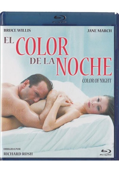 El Color De La Noche (Blu-Ray) (Color Of Night)