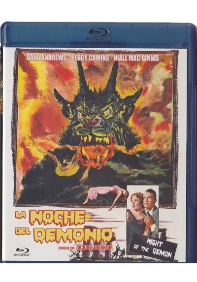 La Noche Del Demonio (Blu-Ray) (Night Of The Demon)