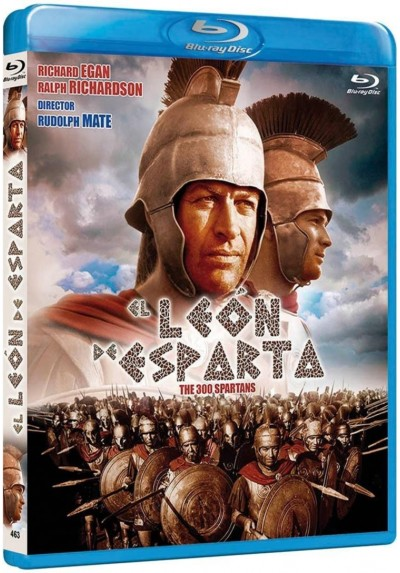 El León de Esparta (Blu-Ray) (The 300 Spartans)
