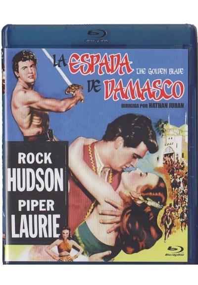 La Espada de Damasco (Blu-Ray) (The Golden Blade)