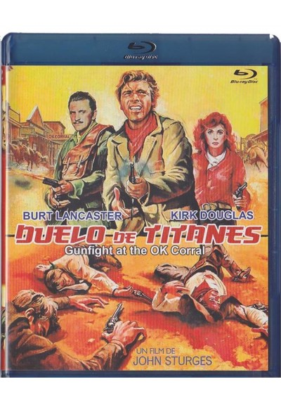 Duelo De Titanes (Blu-Ray) (Gunfight At The O.K. Corral)