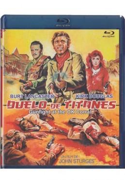 Duelo De Titanes (Blu-Ray) (Gunfight At The O.K. Corral)