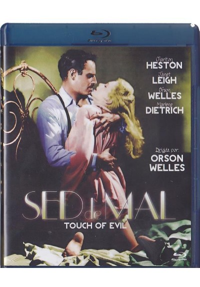 Sed De Mal (Blu-Ray) (Touch Of Evil)