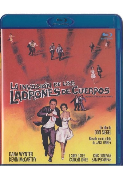 La Invasion De Los Ladrones De Cuerpos (Blu-Ray) (Invasión Of The Body Snatchers)