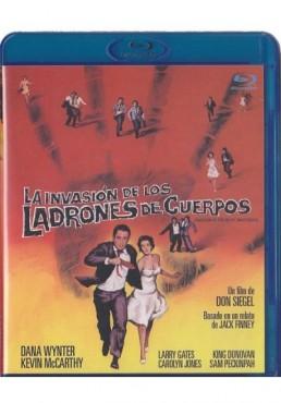 La Invasion De Los Ladrones De Cuerpos (Blu-Ray) (Invasión Of The Body Snatchers)