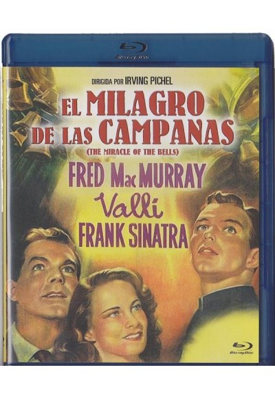 El Milagro De Las Campanas (Blu-Ray) (The Miracle Of The Bell)