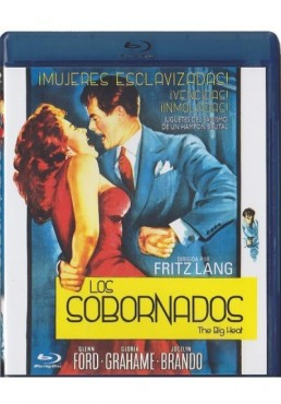 Los Sobornados (Blu-Ray) (The Big Heat)