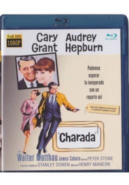 Charada (Blu-Ray) (Charade)