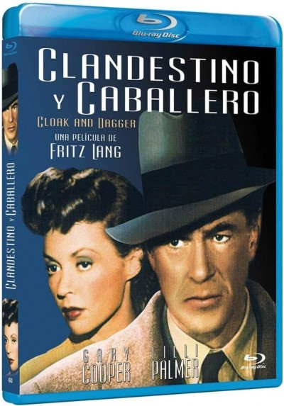 Clandestino Y Caballero (Blu-Ray) (Cloak And Dagger)