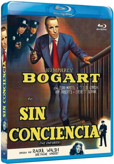 Sin Conciencia (Blu-Ray) (The Enforcer)