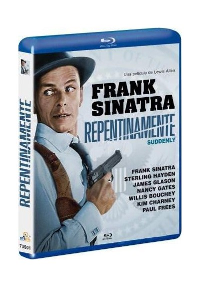 Repentinamente (Blu-Ray) (Suddenly)