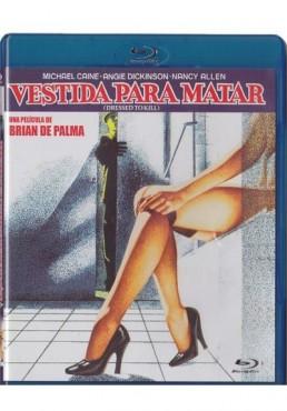Vestida Para Matar (Blu-Ray) (Dressed To Kill)