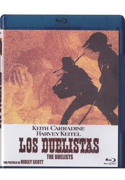 Los Duelistas (Blu-Ray) (The Duellits)