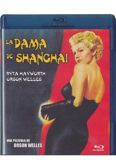 La Dama De Shanghai (Blu-Ray) (The Lady From Shanghai)
