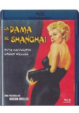 La Dama De Shanghai (Blu-Ray) (The Lady From Shanghai)