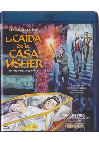 La Caida De La Casa Usher (Blu-Ray) (House Of Usher)