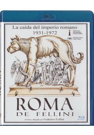 Roma De Fellini (Blu-Ray)