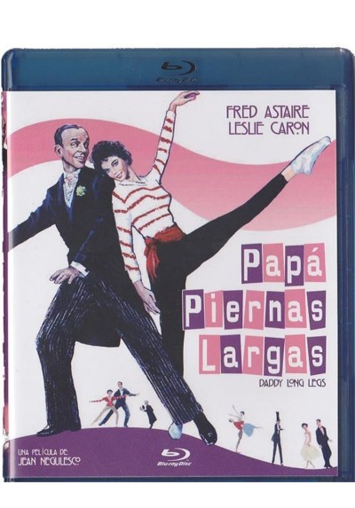 Papa Piernas Largas (Blu-Ray) (Daddy Long Legs)