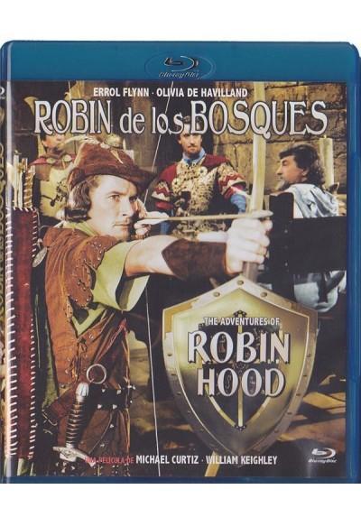 Robin De Los Bosques (Blu-Ray)