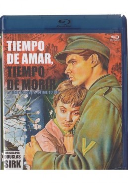 Tiempo De Amar, Tiempo De Morir (Blu-Ray) (A Time To Love And A Time To Die)