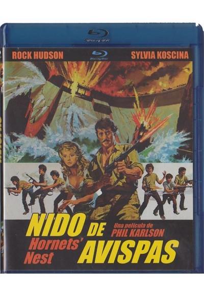 Nido De Avispas (Blu-Ray) (Hornet´s Nest)