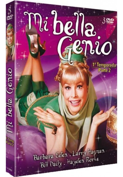 Mi Bella Genio (Primera Temporada - Parte 2) (I Dream Of Jeannie)