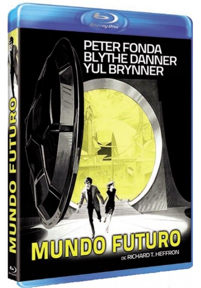 Mundo Futuro (Blu-Ray) (Futureworld)