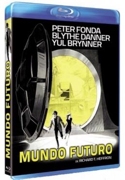 Mundo Futuro (Blu-Ray) (Futureworld)