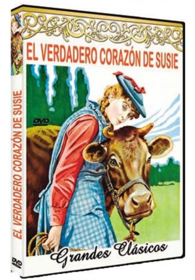 Coleccion cine mudo: El Verdadero Corazon De Susie (True Heart Susie)