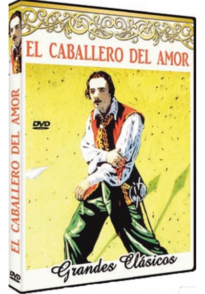 Coleccion cine mudo: El Caballero Del Amor (Bardelys The Magnificent)