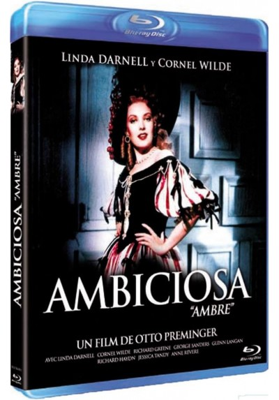 Ambiciosa (Blu-Ray) (Forever Amber)