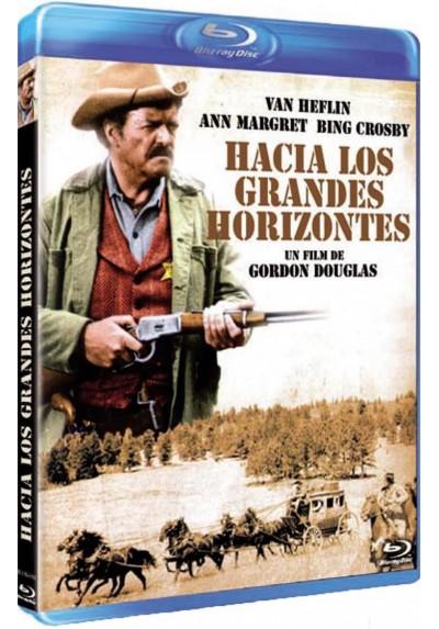 Hacia Los Grandes Horizontes (Blu-Ray) (Stagecoach)